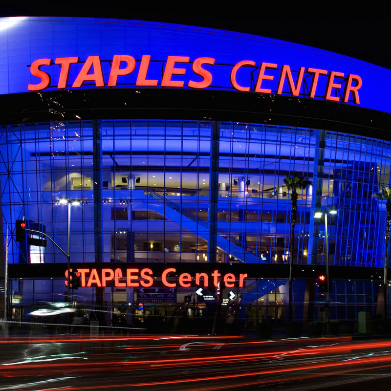 staplecenter